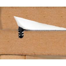 В продаже появился соэкструзионный угловой уплотнитель для дверных пеналов ОД-15-Edge