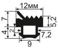 АЛ-ТПУ-001 Уплотнитель для алюминиевых окон ТАТПРОФ аналог ТПУ-001