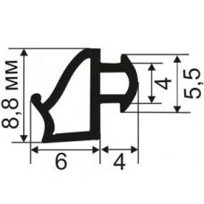 ОП-10-05 Уплотнитель для пластиковых окон аналог Rehau