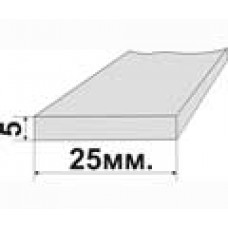 Межвенцовый уплотнитель (ппэ) 5x25мм.