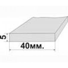 Межвенцовый уплотнитель (ппэ) 5x40мм.