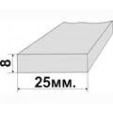 Межвенцовый утеплитель (ппэ) 8x25мм.