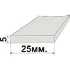 Утеплитель окон сечение 5х25мм. (в комплекте 7,5м.)
